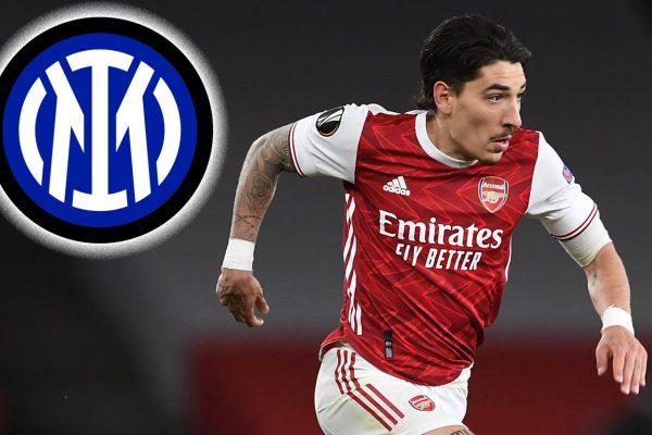 Inter milan ready for Bellerin loan deal.