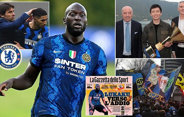 Lukaku wants the club to accept a suitable offer from Chelsea