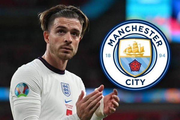 Jack Grealish is set to undergo a medical with Manchester City.